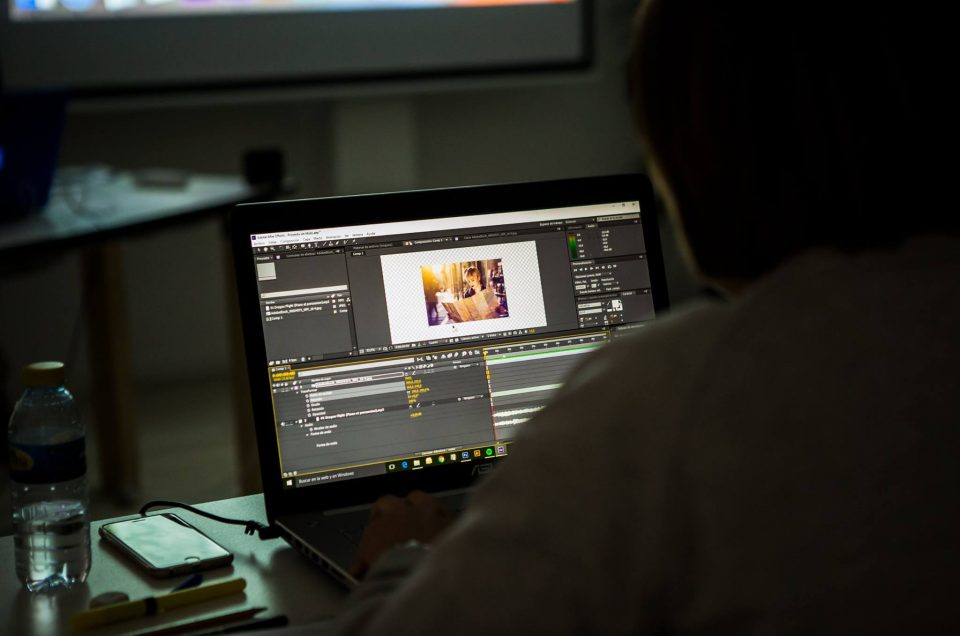 Workshop iniciación de After Effects